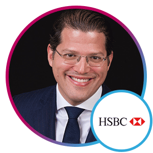 Jeremy Balkin, Head of Innovation USA, HSBC