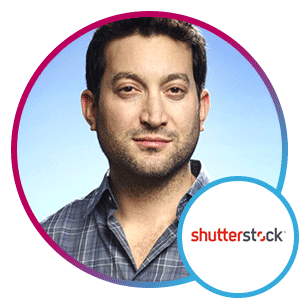 Jon Oringer, Founder and CEO, Shutterstock