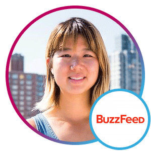 Lucy Wang, Senior Data Scientist, Buzzfeed