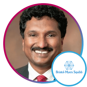 Shaji Kalathil, Head IT Business Partner, Medical, Bristol Myers Squibb