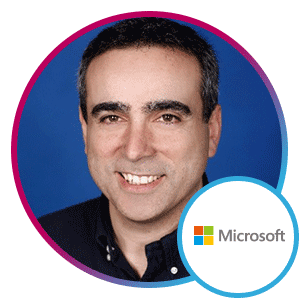 David Carmona, General Manager of Artificial Intelligence, Microsoft