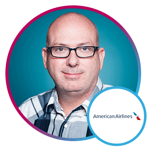 Phillip Easter, Head of Emerging Technology, American Airlines