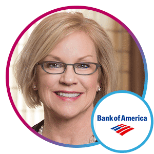 Cathy Bessant, Chief Operations and Technology Officer, Bank of America