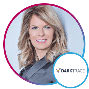 Nicole Eagan, CEO, Darktrace